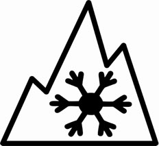 Mountain Snowflake (small)